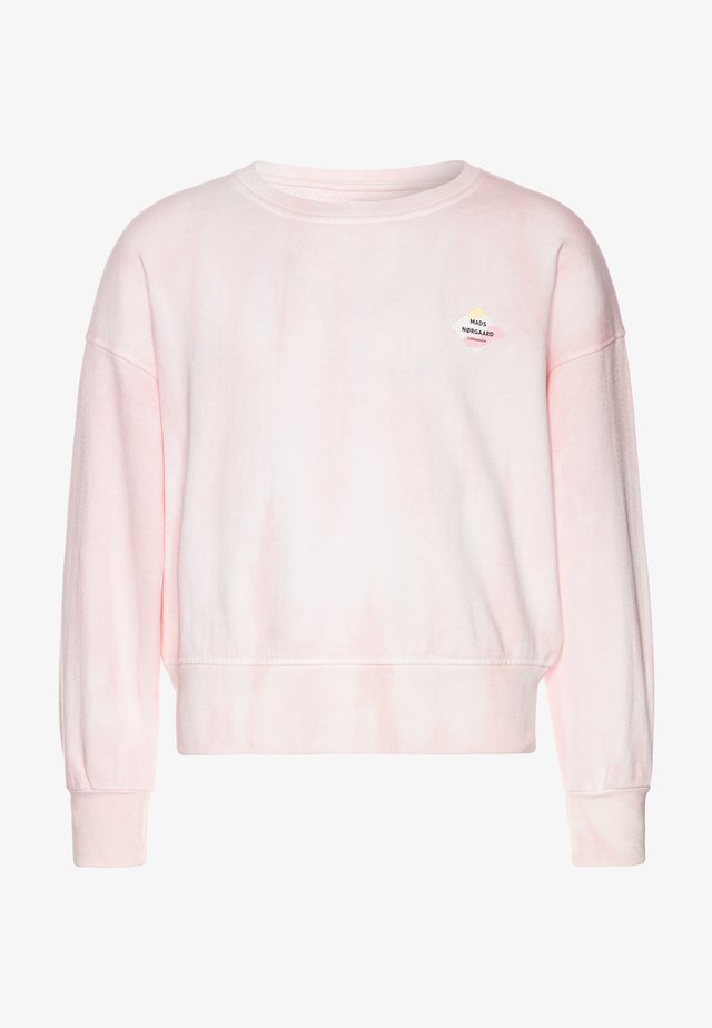 ORGANIC TILINA - Sweatshirt - soft rose
