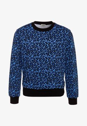 PRINTED ORGANIC TALINKA - Sweatshirt - blue