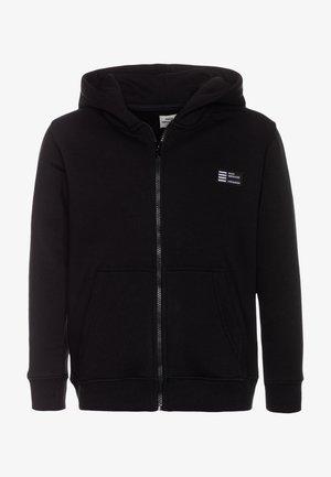 NEW STANDARD HUDINI ZIP - Mikina na zip - black