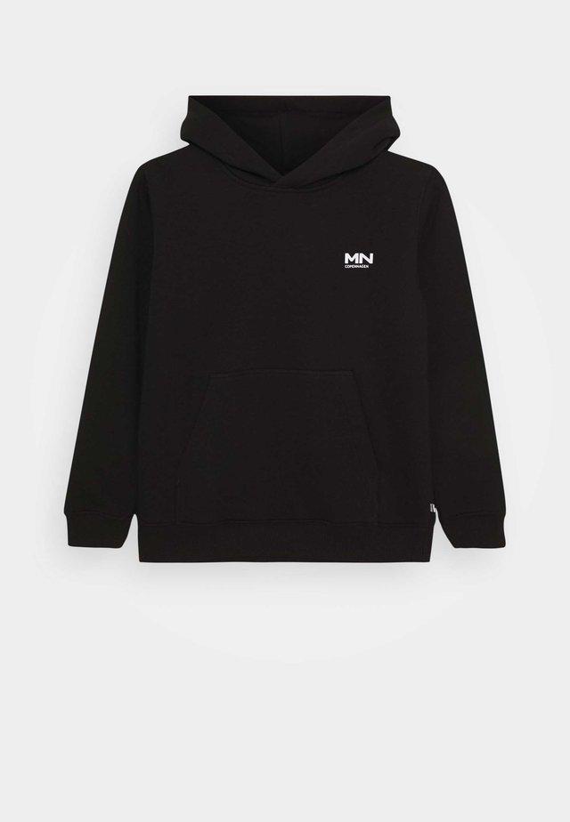 NEW STANDARD HUDINI - Hættetrøjer - black
