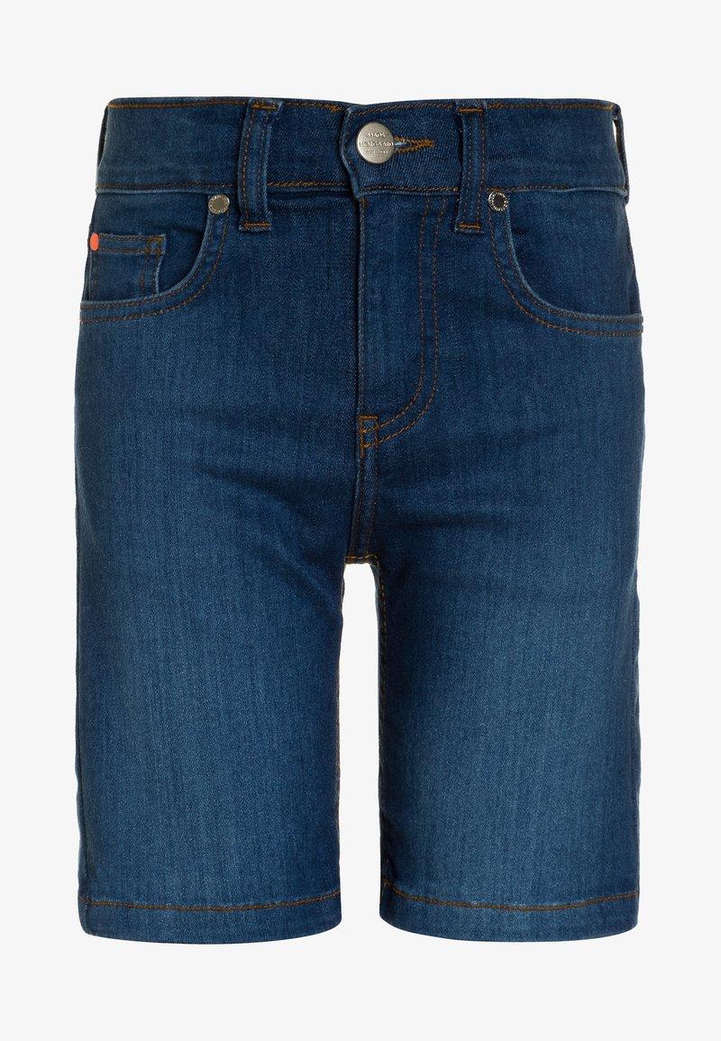 Mads Nørgaard - JAGINO  - Jeans Short / cowboy shorts - blue