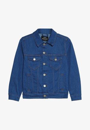 ZIGGILIO - Denim jacket - blue