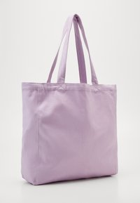 Mads Nørgaard - BOUTIQUE ATHENE - Shopping bags - light purple/white - 1