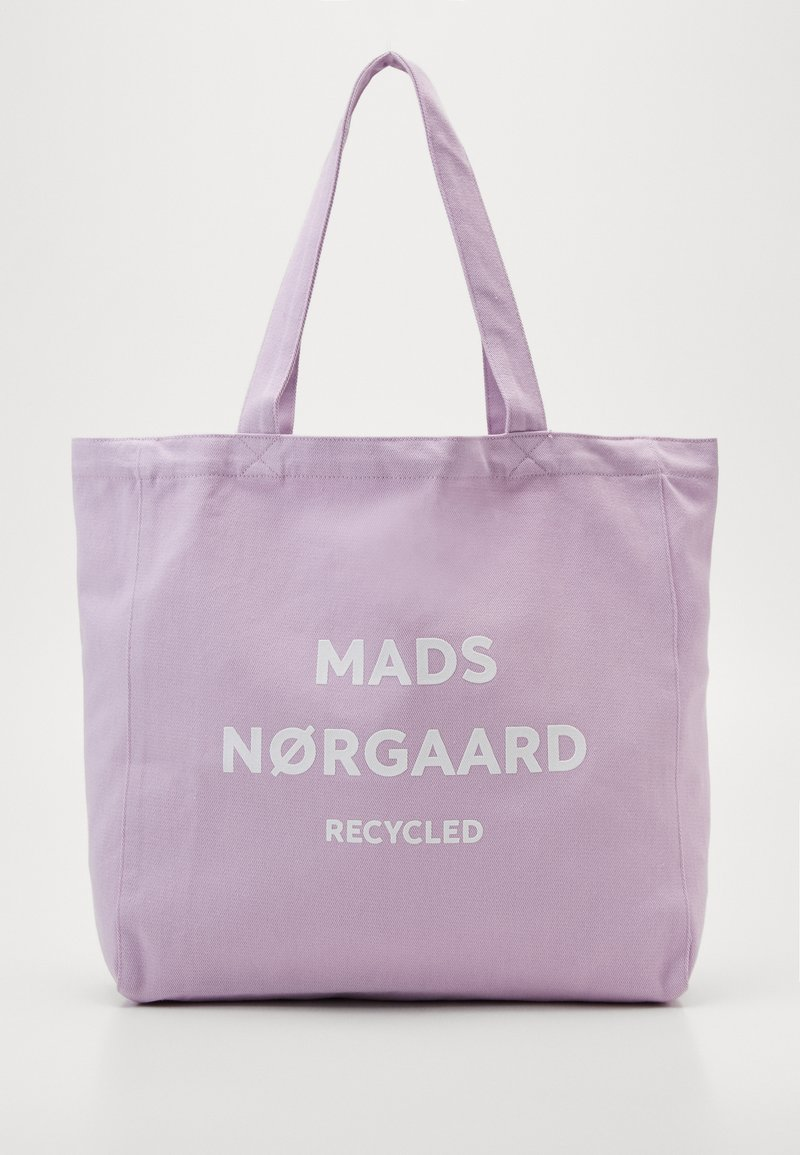 Mads Nørgaard - BOUTIQUE ATHENE - Shopping bags - light purple/white
