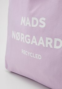Mads Nørgaard - BOUTIQUE ATHENE - Shopping bags - light purple/white - 3