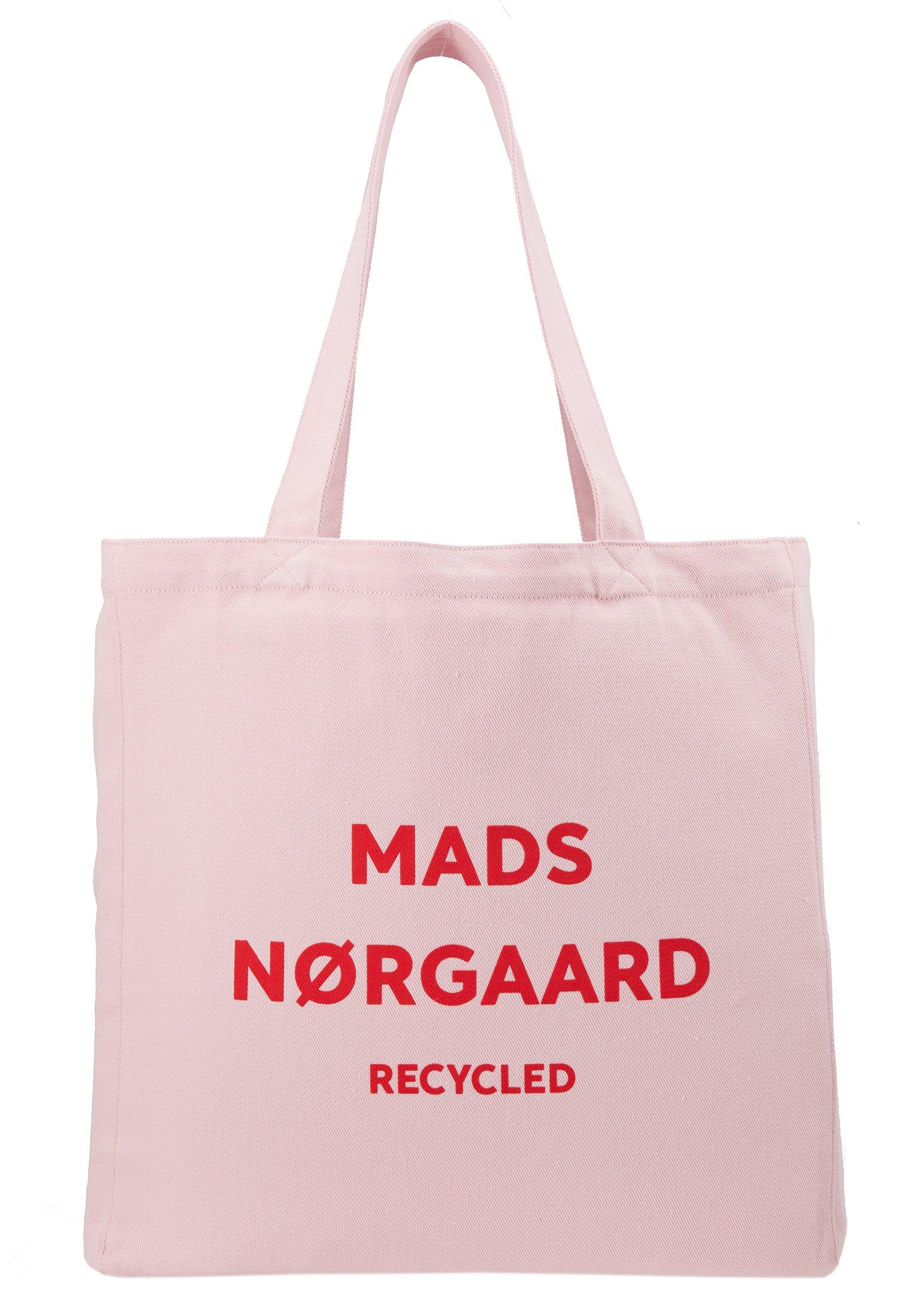 Mads Nørgaard BOUTIQUE ATHENE - Shoppingveske - rose/red