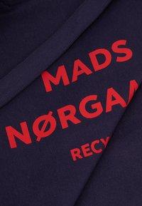 Mads Nørgaard - BOUTIQUE ATHENE - Shoppingveske - navy/red - 6