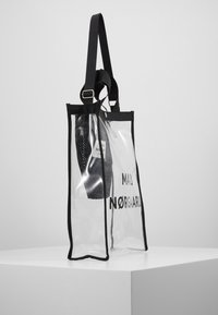 Mads Nørgaard - TÖTE BAG - Bolso shopping - silver - 3