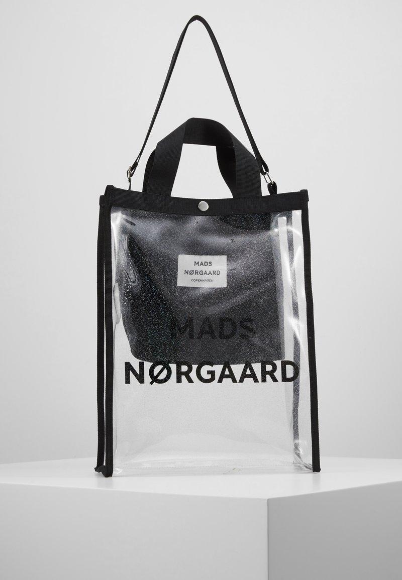 Mads Nørgaard - TÖTE BAG - Velká kabelka - silver