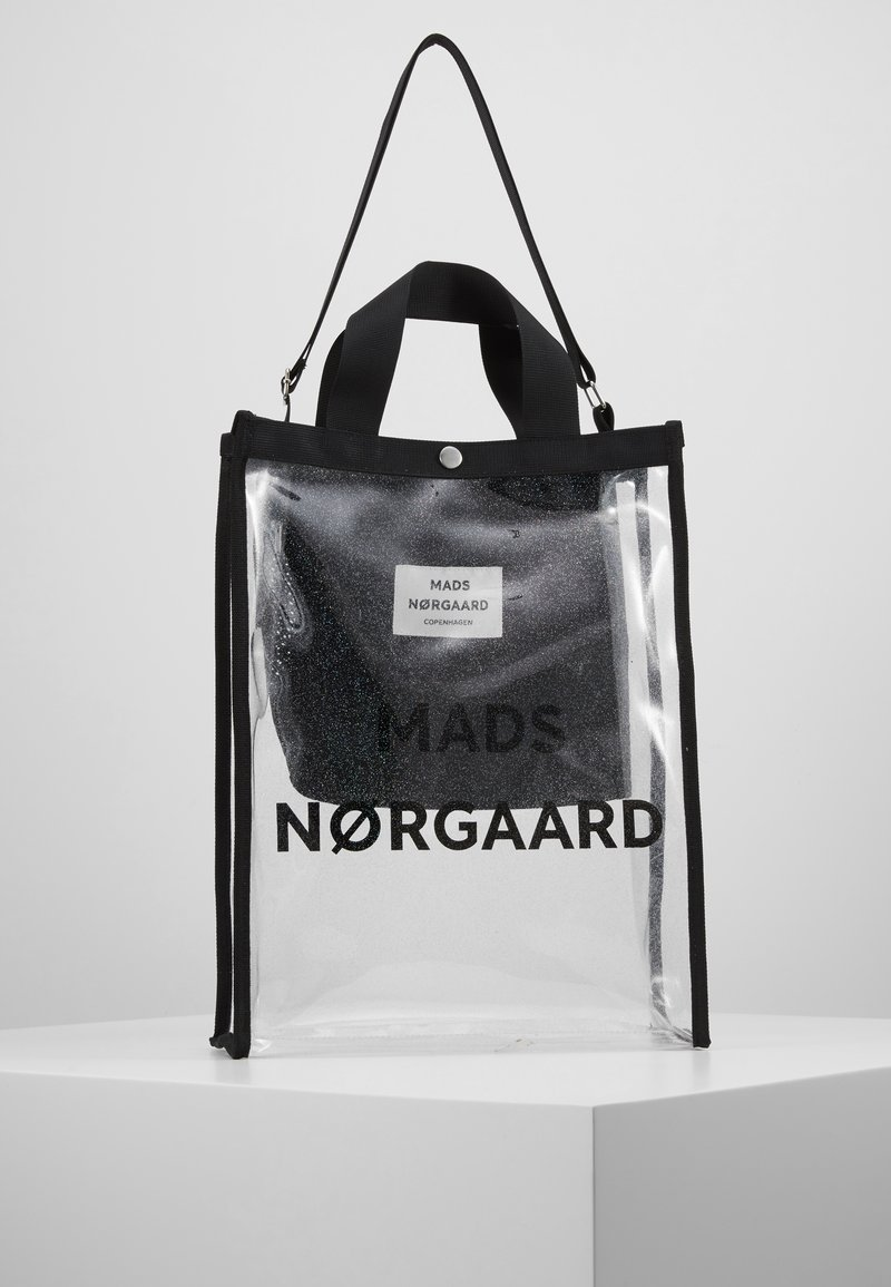 Mads Nørgaard - TÖTE BAG - Bolso shopping - silver