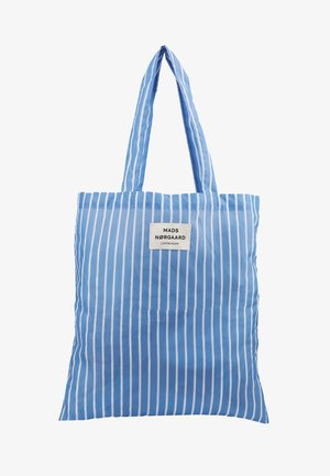 ATOMA - Shopping bags - blue/white