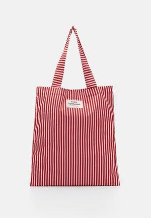 SOFT ATOMA - Torba na zakupy - red/white