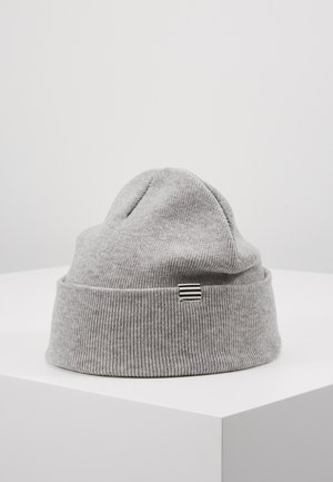 ISAK AMBAS - Bonnet - light grey melange