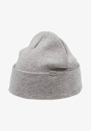 ISAK AMBAS - Beanie - light grey melange