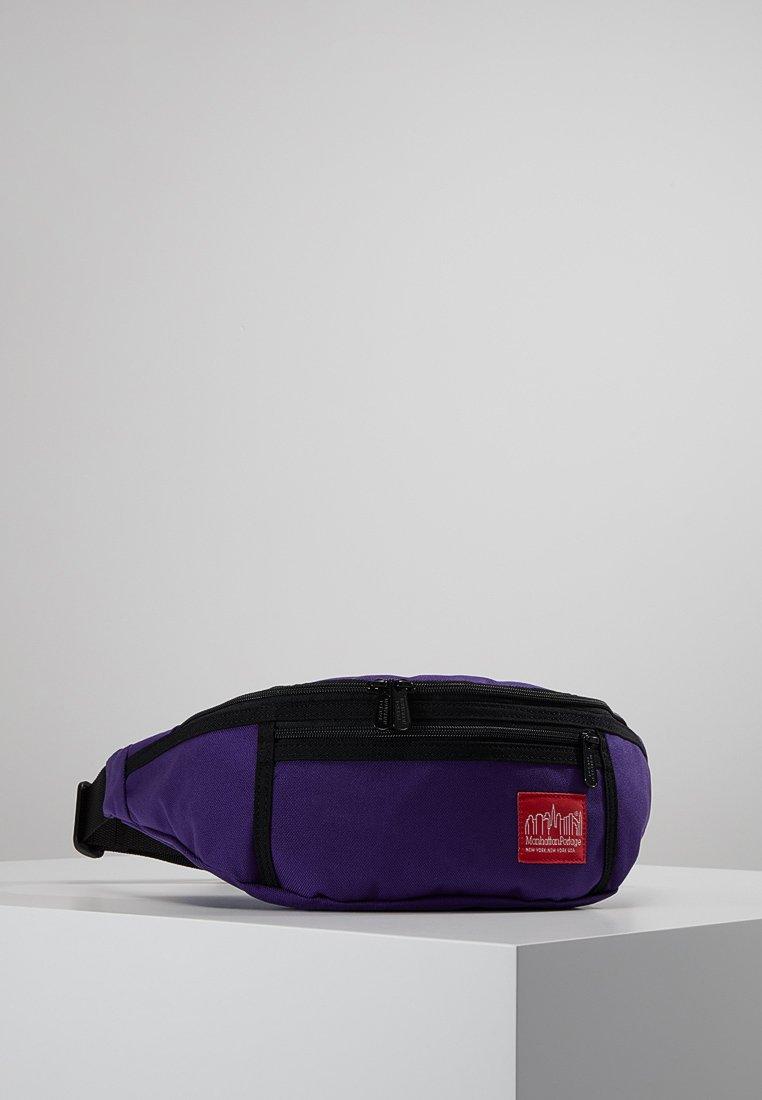 Manhattan Portage - ALLEYCAT WAISTBAG - Bum bag - purple