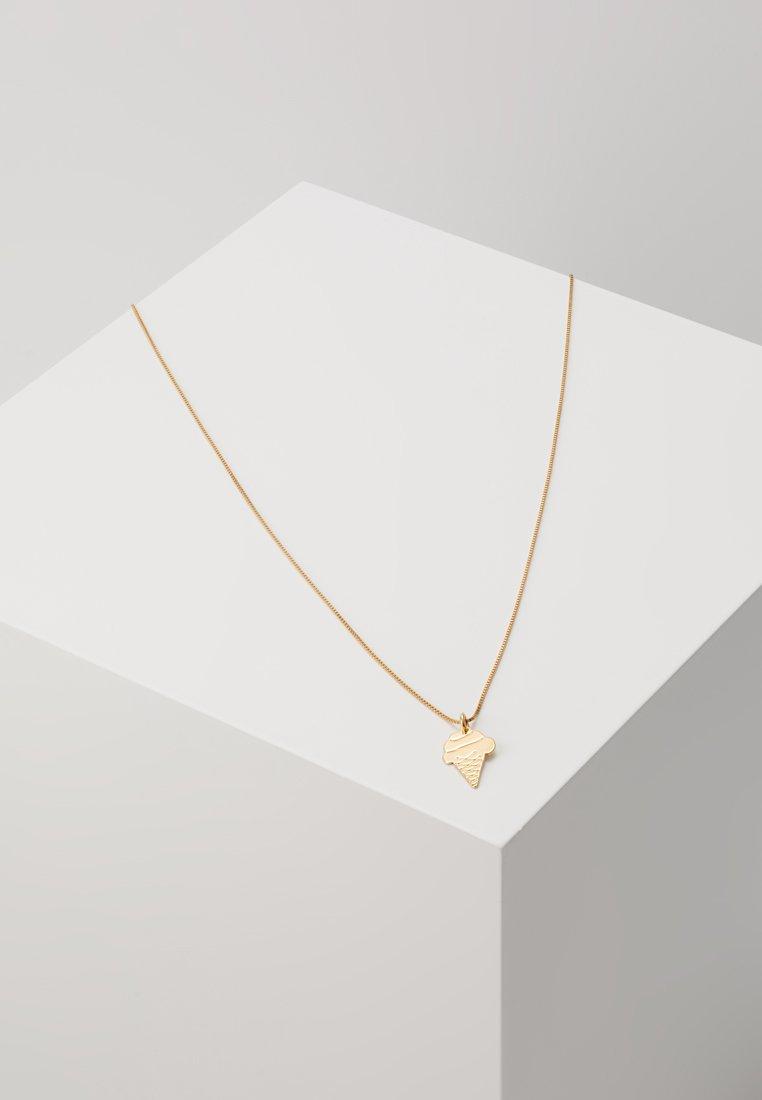 MALAIKARAISS - Soft Ice - Necklace - gold-coloured