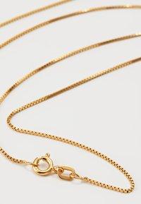 MALAIKARAISS - Necklace - gold-coloured - 2