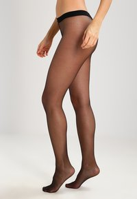 Max Mara Hosiery - MADRID - Tights - nero - 0