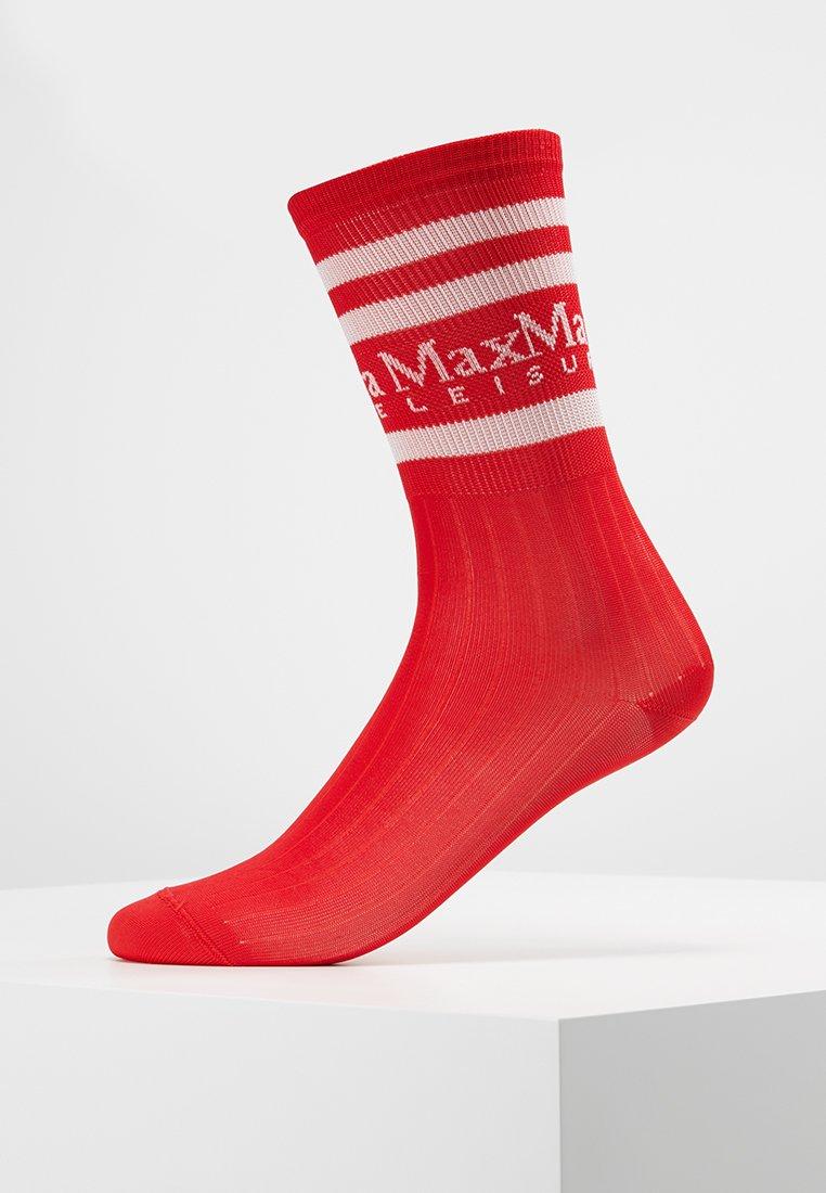 Max Mara Hosiery - SATURNO - Calcetines - rosso