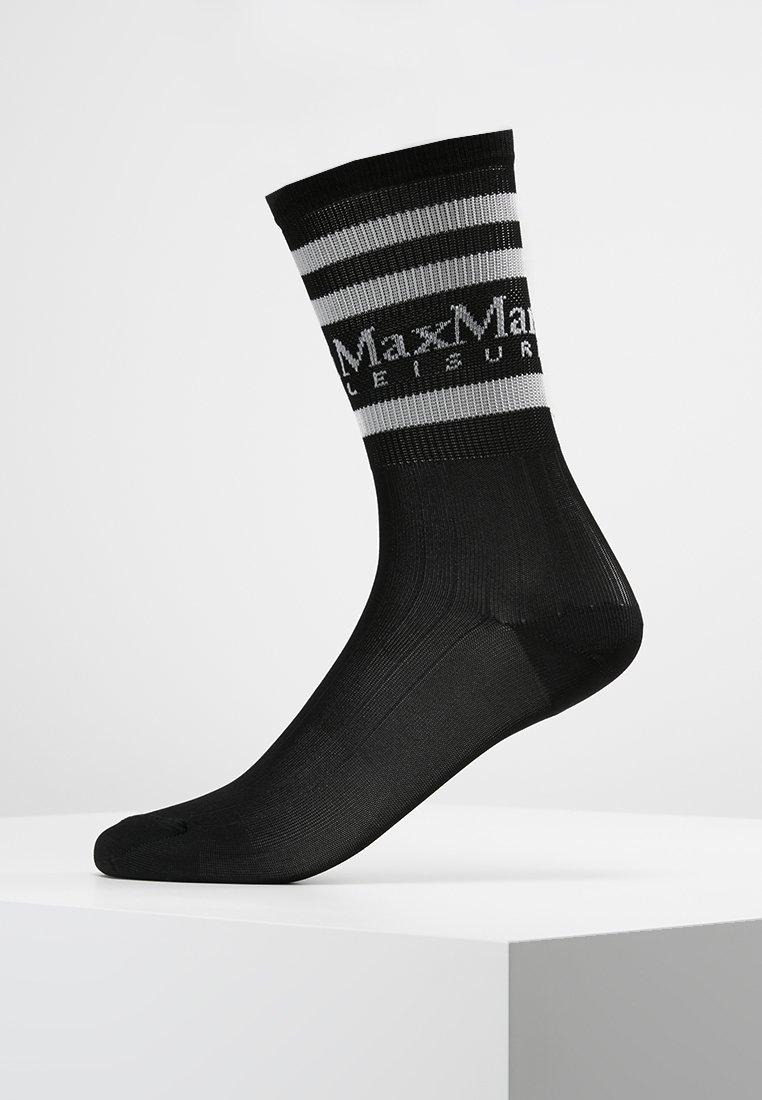 Max Mara Hosiery - SATURNO - Socken - nero
