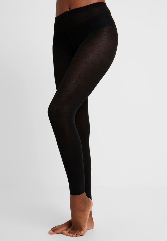 BRUNATE - Leggings - Stockings - schwarz