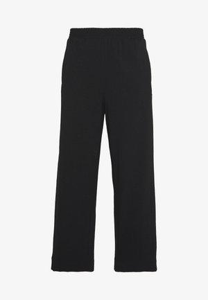 MABEL - Trousers - schwarz