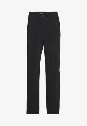 HUESCA - Trousers - schwarz