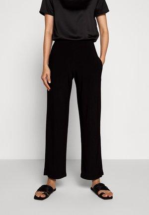 GALLURA - Pantalon classique - schwarz