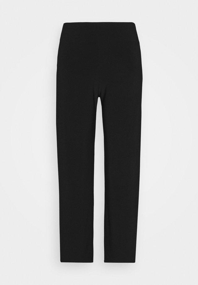 GALLURA - Trousers - schwarz