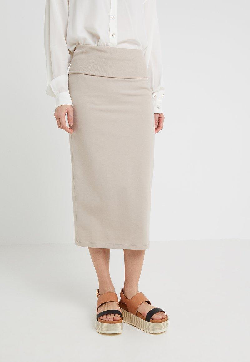 Max Mara Leisure - ERMES - Pencil skirt - beige