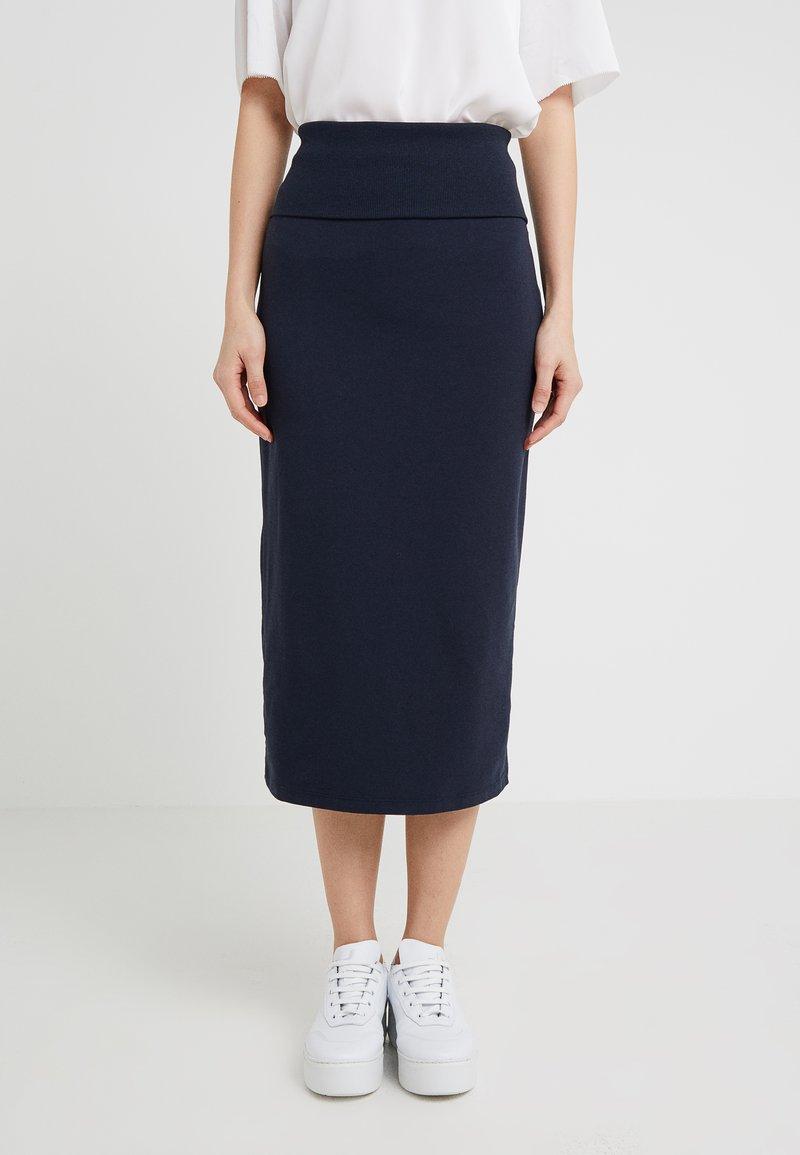 Max Mara Leisure - ERMES - Pencil skirt - blau