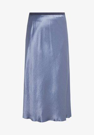 SEGNALE - A-line skirt - malve
