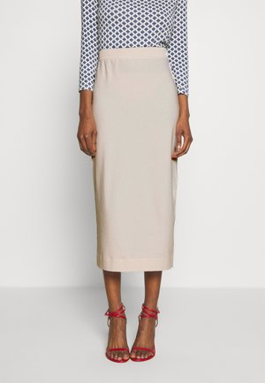 EIFFEL - Falda de tubo - beige