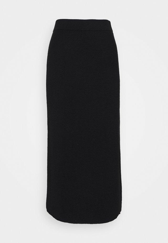 EMERSON - Bleistiftrock - schwarz