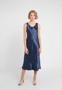 Max Mara Leisure - TALETE - Cocktailkleid/festliches Kleid - blau - 0