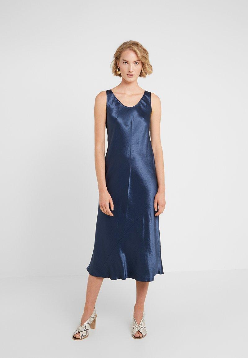 Max Mara Leisure - TALETE - Cocktailkleid/festliches Kleid - blau