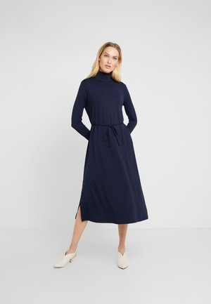 ALIBI - Jerseykjole - blau