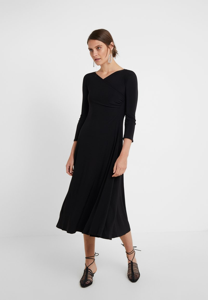 Max Mara Leisure - SKIPPER - Jersey dress - schwarz