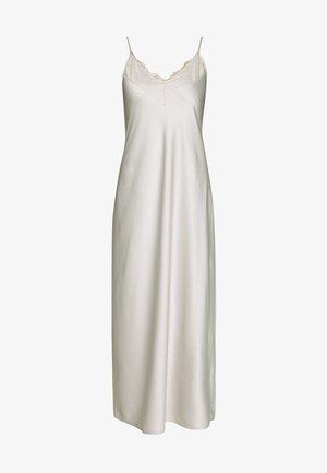 VERA - Vestido largo - perlgrau