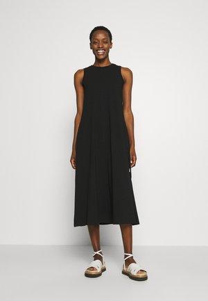 GAETANA - Jersey dress - schwarz