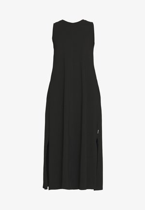 GAETANA - Jersey dress - schwarz