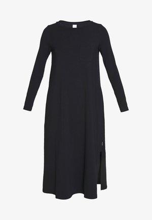 GAVETTA - Vestito di maglina - black