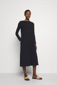 Max Mara Leisure - GAVETTA - Jersey dress - black - 0