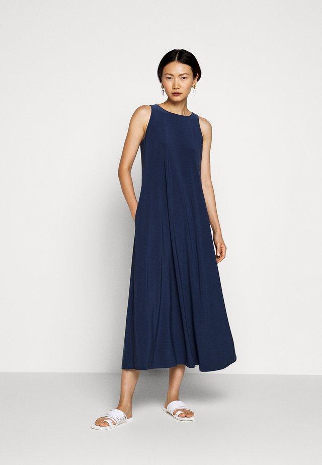 FISCHIO - Jerseykleid - blau