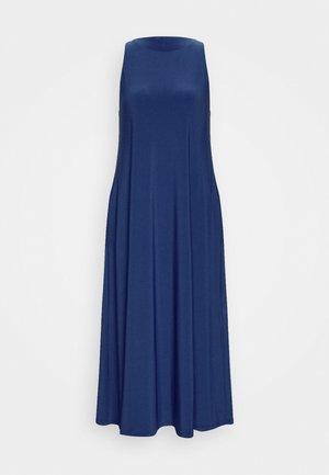 FISCHIO - Vestito di maglina - blau