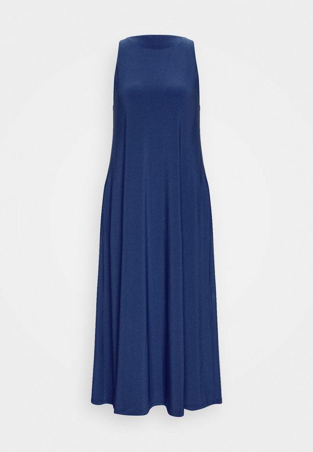 FISCHIO - Žerzejové šaty - blau