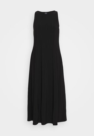FISCHIO - Jersey dress - schwarz