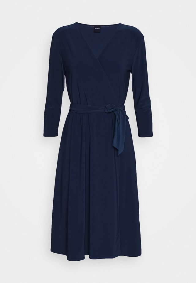 DIDA - Žerzejové šaty - blau