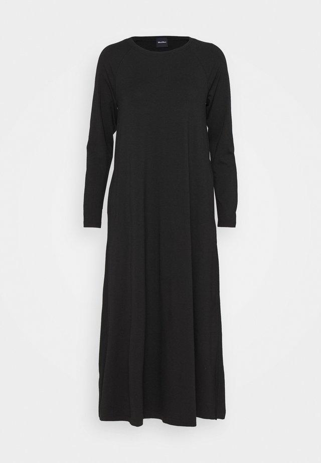 ANCONA - Maxiklänning - schwarz