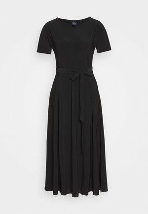 GALENA - Vestito di maglina - schwarz